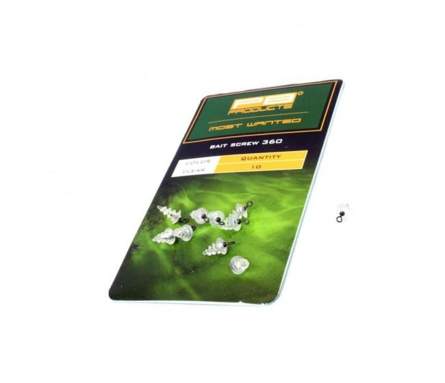 Винтове за стръв PB Products Ring Baitscrew 360 | www.CARPMOJO.com