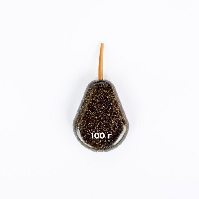 Олово тип плосък инлайн, 100 г, гланц | www.CARPMOJO.com
