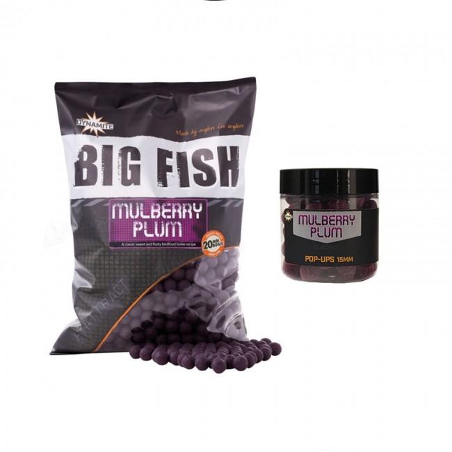 Пакет продукти DYNAMITE Mulberry Plum топчета + pop up | www.CARPMOJO.com