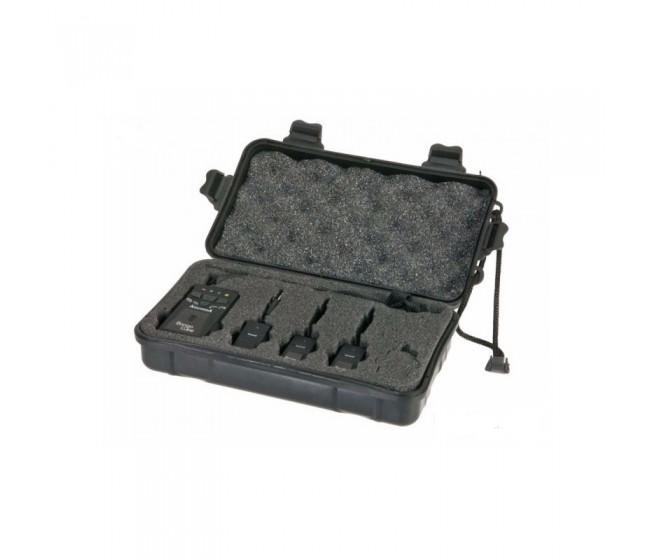 Централа и предаватели за сигнализатори ANACONDA Bongo Cube 3+1 | www.CARPMOJO.com
