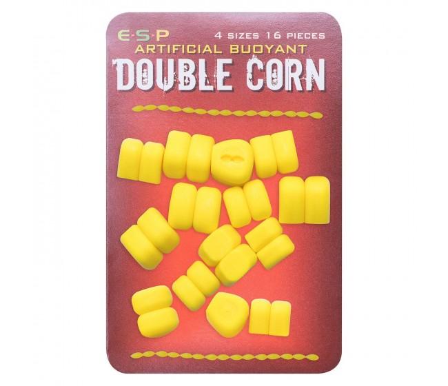 Плуваща царевица ESP Artificial Buoyant Double Corn | www.CARPMOJO.com