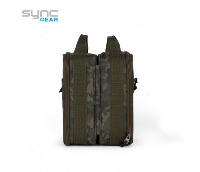 Чанта за аксесоари SHIMANO SYNC ACCESSORY CASE XL | www.CARPMOJO.com