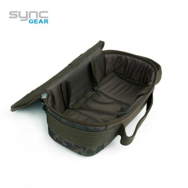 Чанта за аксесоари SHIMANO SYNC SMALL ACCESSORY CASE | www.CARPMOJO.com