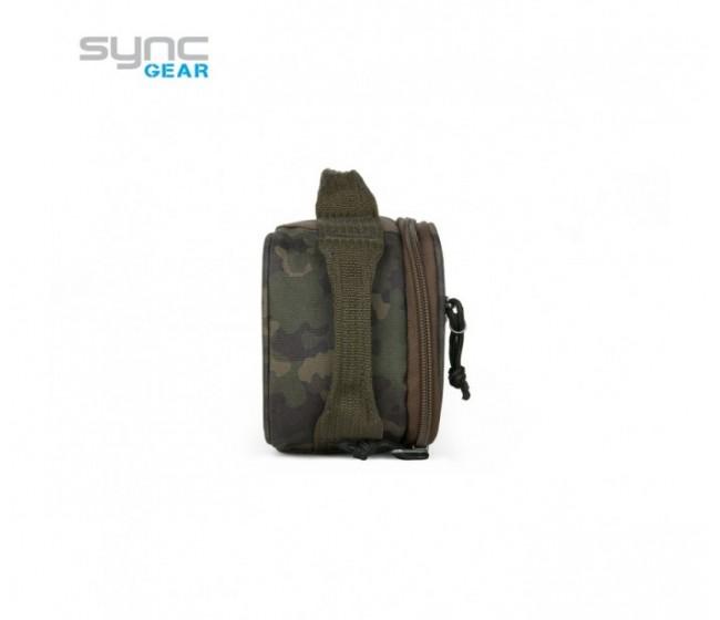 Чанта за аксесоари SHIMANO SYNC SMALL ACCESSORY CASE | www.CARPMOJO.com
