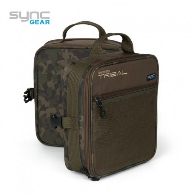 Чанта за аксесоари SHIMANO SYNC ACCESSORY CASE XL | www.CARPMOJO.com
