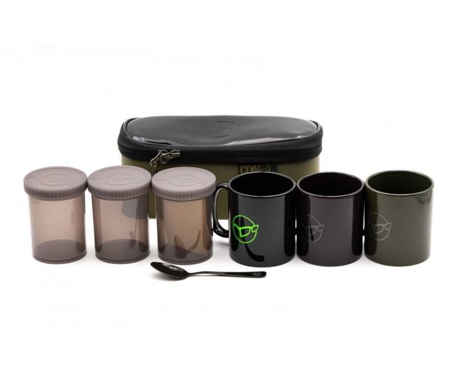 Комплект Korda Compac 3-Piece Tea Set | www.CARPMOJO.com