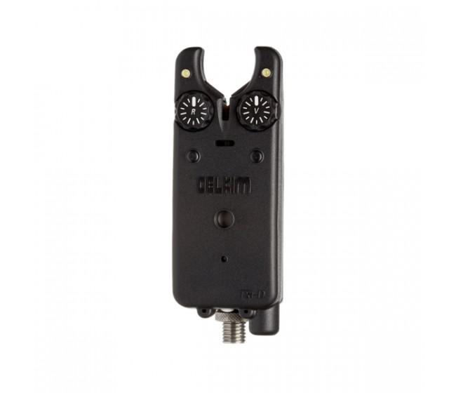 Сигнализатори 6+1 DELKIM TXI-D + RX-D централа | www.CARPMOJO.com