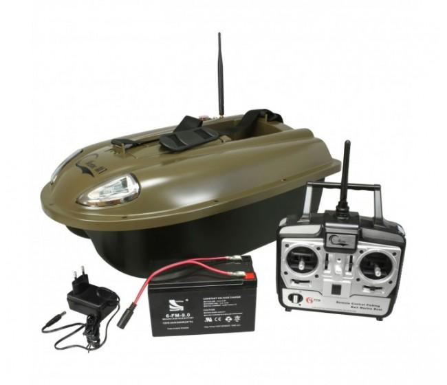 Лодка за захранка MASTER M1 BAIT BOAT   www.CARPMOJO.com