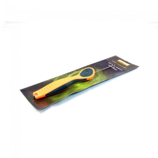 Игла за стръв PB Products Bait lip Needle and Stripper   www.CARPMOJO.com