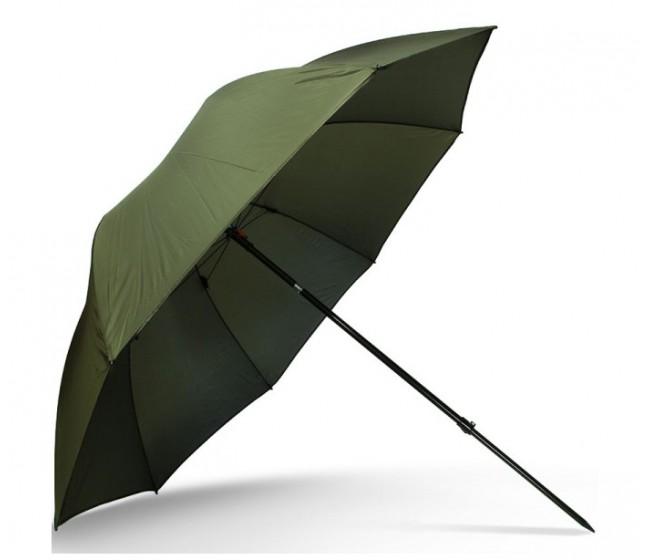Чадър NGT 50 STANDARD GREEN BROLLY | www.CARPMOJO.com