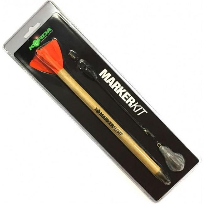 Маркер за дълбочина и релеф на дъното KORDA KIT BALSA MARKER FLOAT   www.CARPMOJO.com