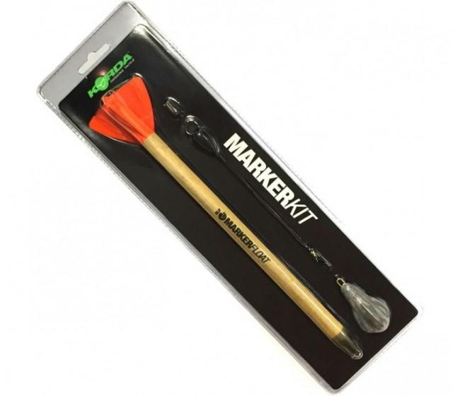 Маркер за дълбочина и релеф на дъното KORDA KIT BALSA MARKER FLOAT | www.CARPMOJO.com