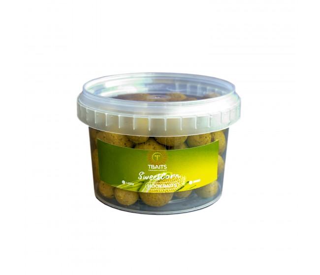 Топчета за стръв T-BAITS Sweetcorn, микс 14/20 mm | www.CARPMOJO.com