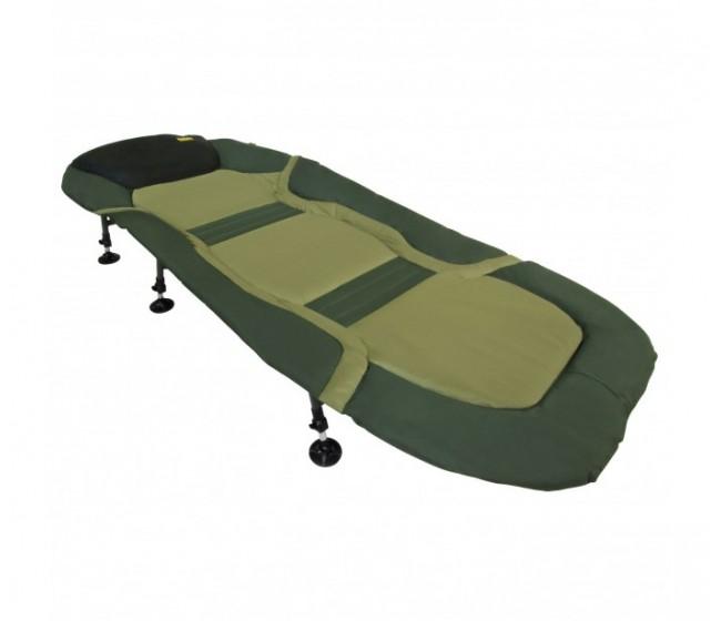Легло MAX CARP BEDCHAIR 6 КРАКА   www.CARPMOJO.com