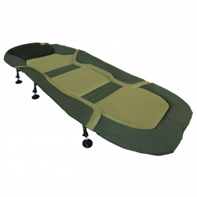 Легло MAX CARP BEDCHAIR 6 КРАКА | www.CARPMOJO.com