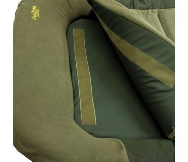 Легло MAX CARP OUTZIDE COMFORT++ | www.CARPMOJO.com