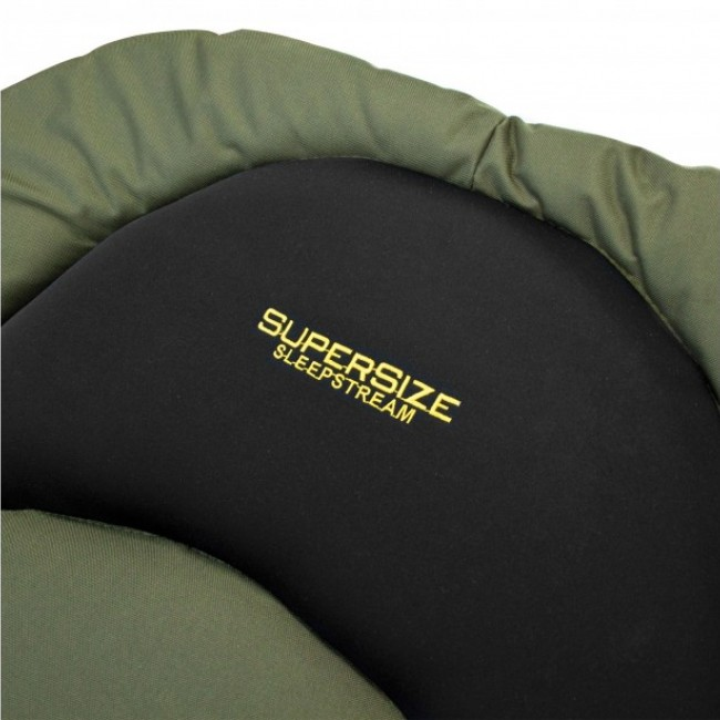 Легло MAX CARP SUPERSIZE SLEEPSTREAM 8 КРАКА | www.CARPMOJO.com