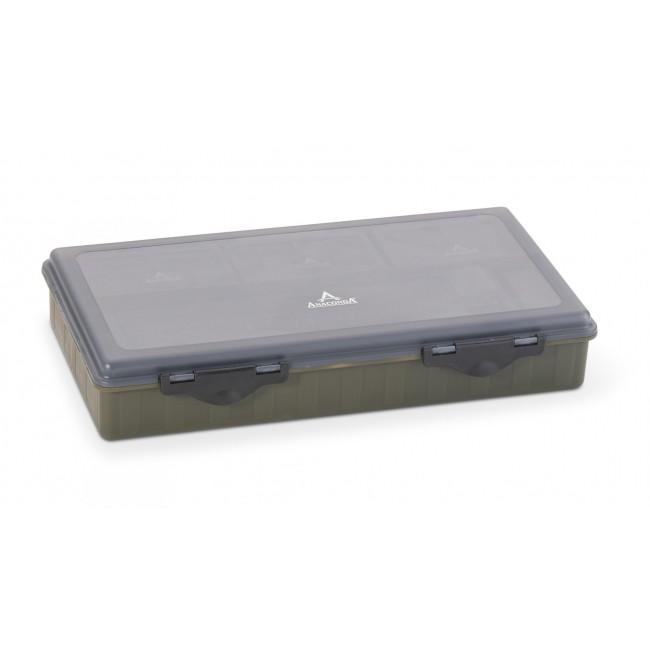 Кутия за аксесоари с 2 класьора Anaconda Session Tackle Box New 2020 | www.CARPMOJO.com