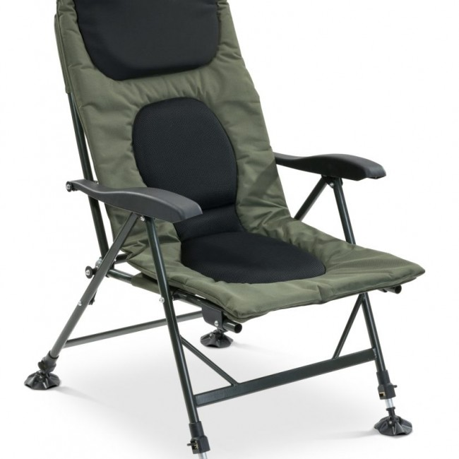 Шаранджийски стол ANACONDA Lounge Chair XT-6 New 2020 | www.CARPMOJO.com
