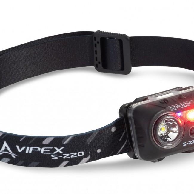 Челник със сензор Anaconda Vipex S-220 New 2020 | www.CARPMOJO.com