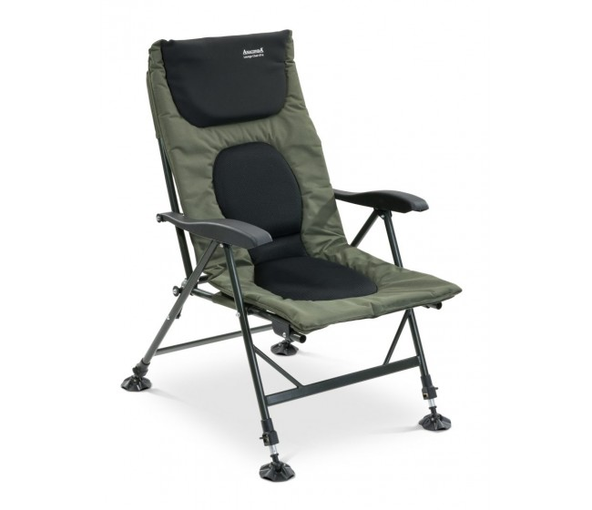 Шаранджийски стол ANACONDA Lounge Chair XT-6 New 2020   www.CARPMOJO.com