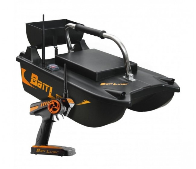 Лодка за захранка BAIT LINER DIGITAL | www.CARPMOJO.com