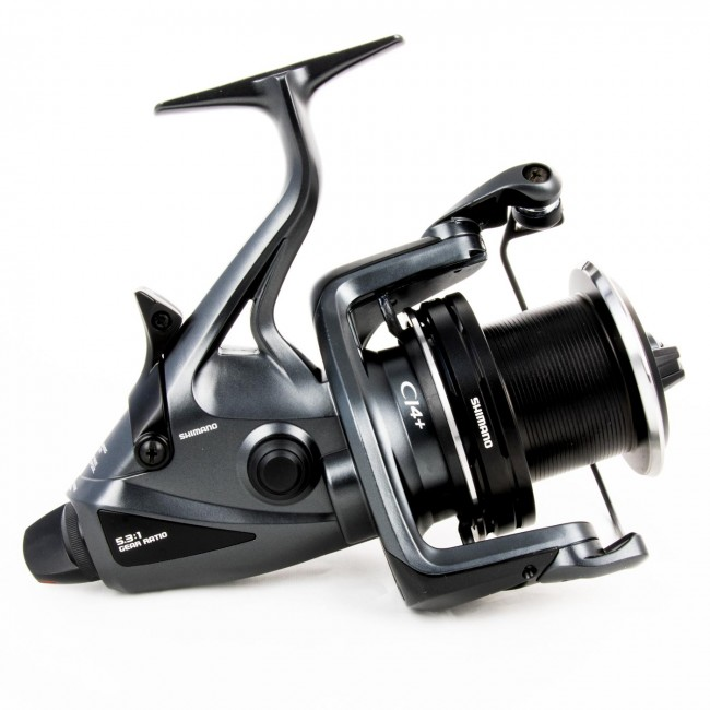 Макара Shimano Big Baitrunner Ci4+ XTB Long Cast | www.CARPMOJO.com