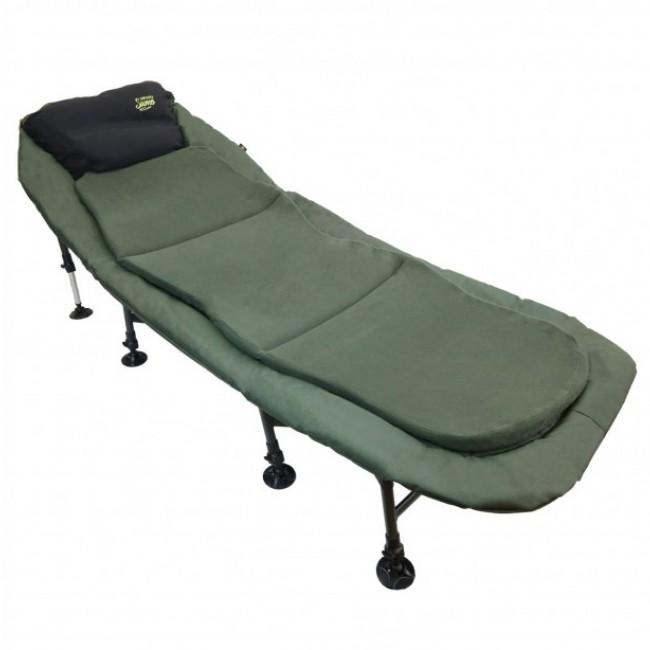 Легло MAX CARP CARP ELITE SUMO 8 крака | www.CARPMOJO.com