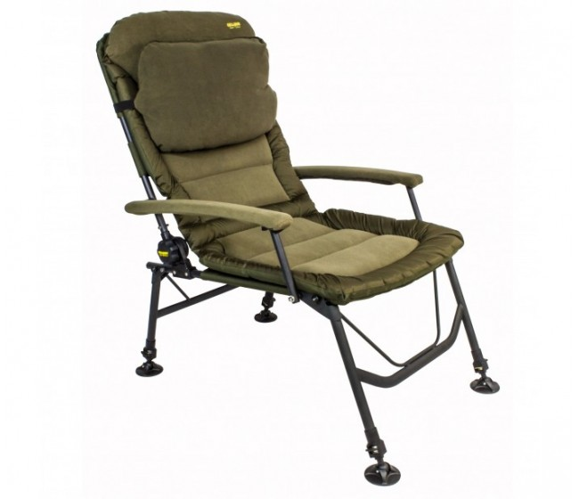 Шаранджийски стол CARPMAX CHILLZONE SUPER RECLINER | www.CARPMOJO.com