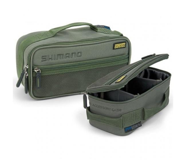 Чанта за аксесоари SHIMANO Small Accessory Case   www.CARPMOJO.com