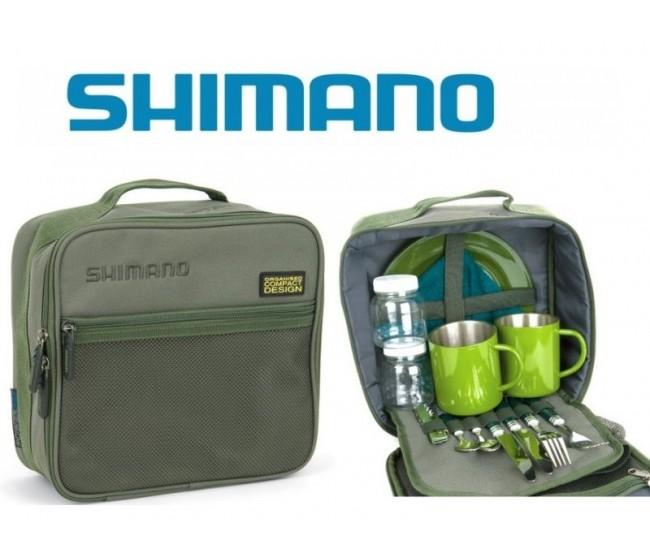 Чанта за пикник SHIMANO Compact | www.CARPMOJO.com