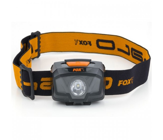 Челник FOX HALO 200 Headtorch | www.CARPMOJO.com