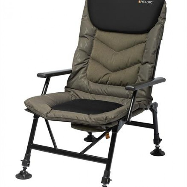 Шаранджийски стол Prologic Commander Relax Chair | www.CARPMOJO.com