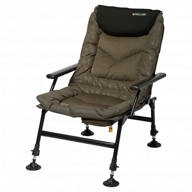 Шаранджийски стол Prologic Commander Travel Chair | www.CARPMOJO.com