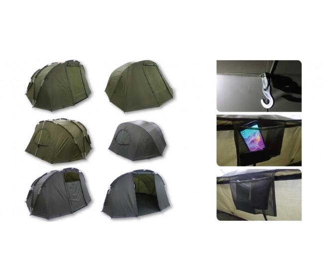 Палатка Prologic Cruzade Session Bivvy 2 Man + Покривало | www.CARPMOJO.com