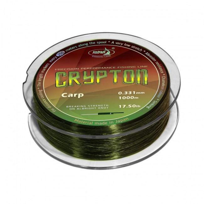 Монофилно основно влакно Katran Crypton Carp | www.CARPMOJO.com