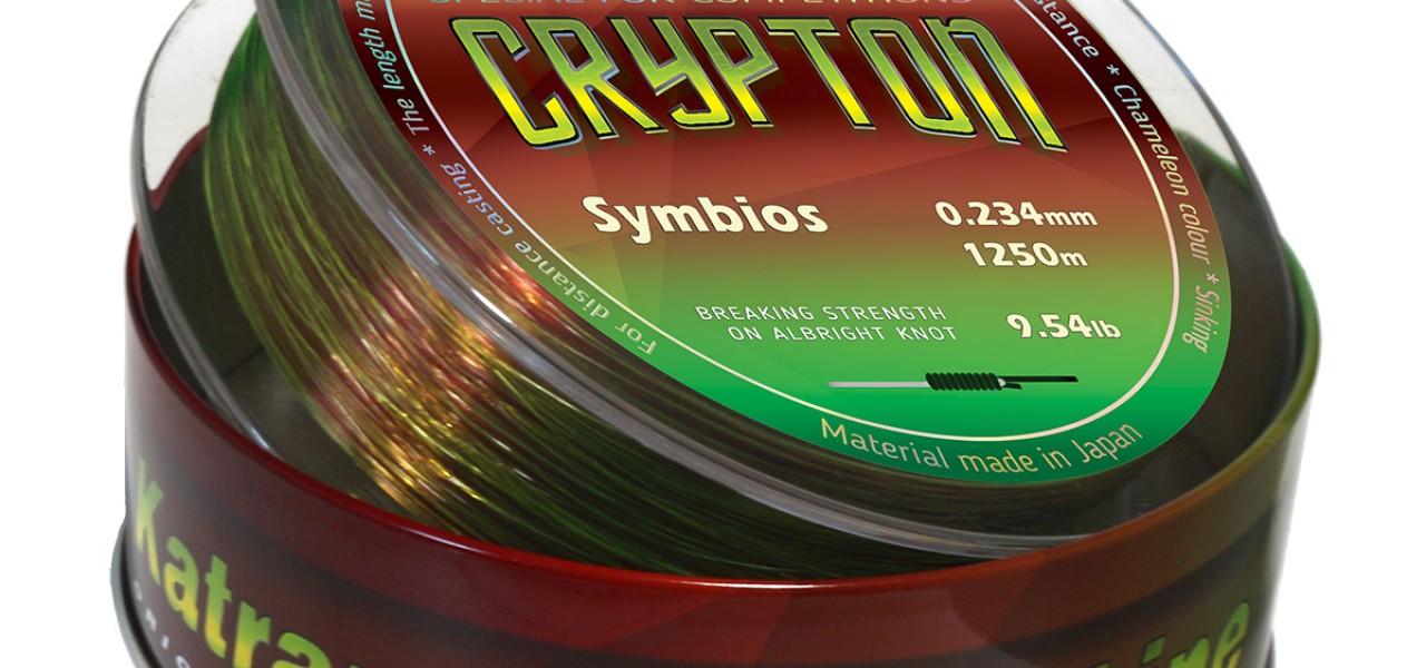 [НОВО] Влакно Katran Crypton Symbios | Най-здравото от влакната Katran