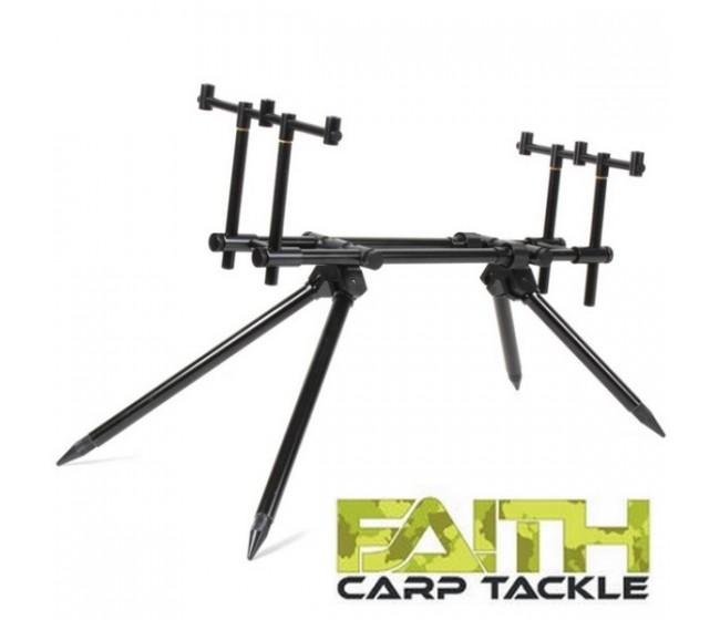 Шаранджийска стойка FAITH Edition VX3 Rodpod FAI2253 | www.CARPMOJO.com