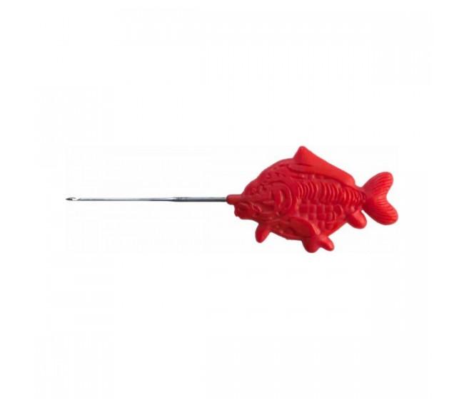 Фина игла за стръв Katran, остра, без закопчалка | www.CARPMOJO.com