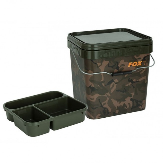 Органайзер за кофа FOX BUCKET INSERT | www.CARPMOJO.com