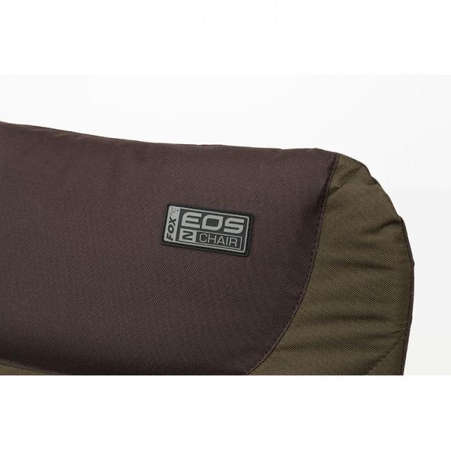 Шаранджийски стол FOX EOS 2 Chair | www.CARPMOJO.com