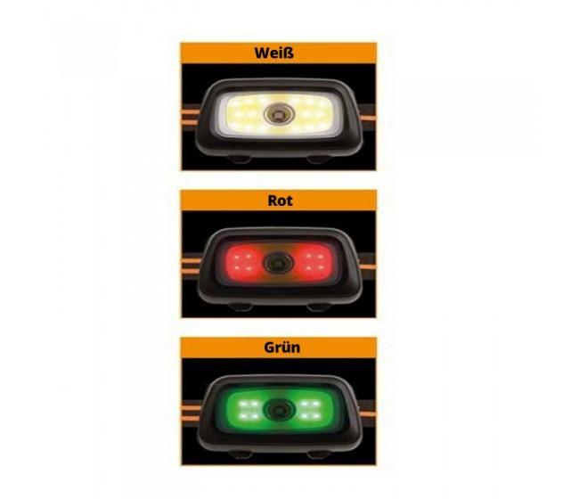 Челник FOX HALO Multi Colour headtorch | www.CARPMOJO.com