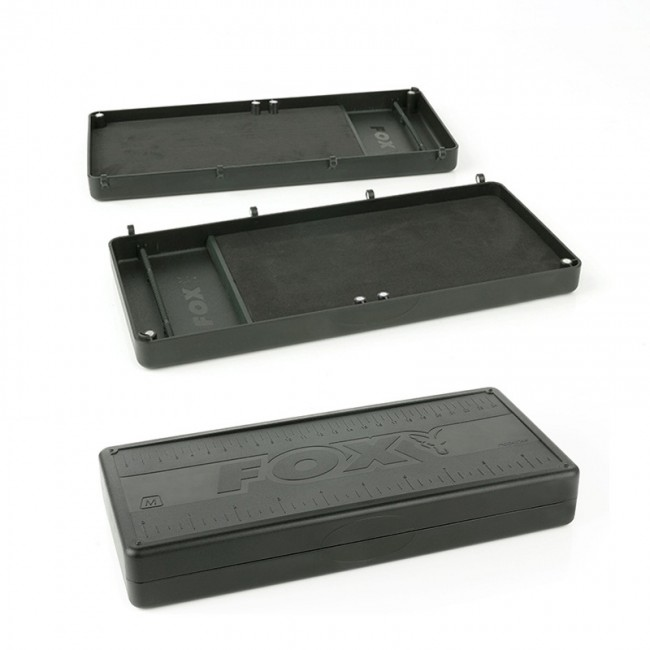 Класьор за поводи FOX Double Rig Box System