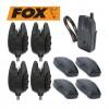 Сигнализатори  4+1 FOX RX+ 4 ROD | www.CARPMOJO.com
