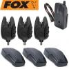 Сигнализатори  3+1 FOX RX+ 3 ROD | www.CARPMOJO.com