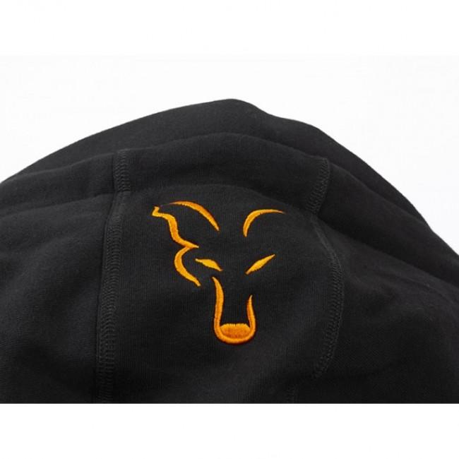 Суичър FOX COLLECTION ORANGE & BLACK HOODIE | www.CARPMOJO.com