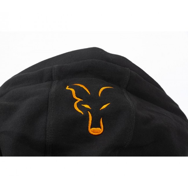 Суичър FOX COLLECTION ORANGE & BLACK HOODIE | www.CARPMOJO.com