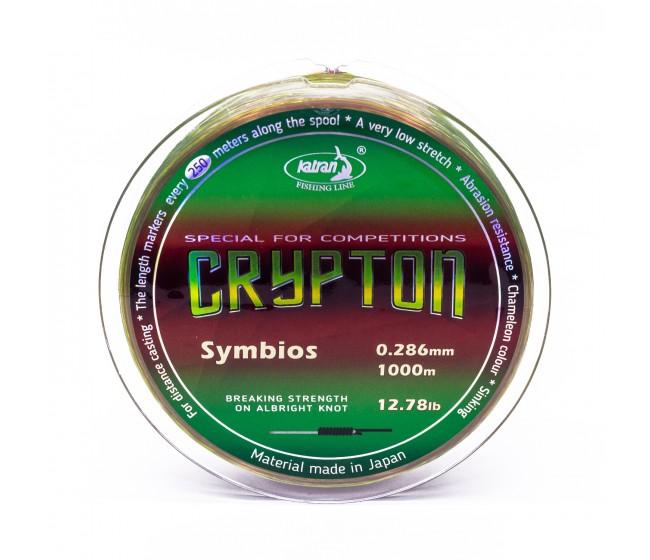 Монофилно основно влакно KATRAN Crypton Symbios   www.CARPMOJO.com