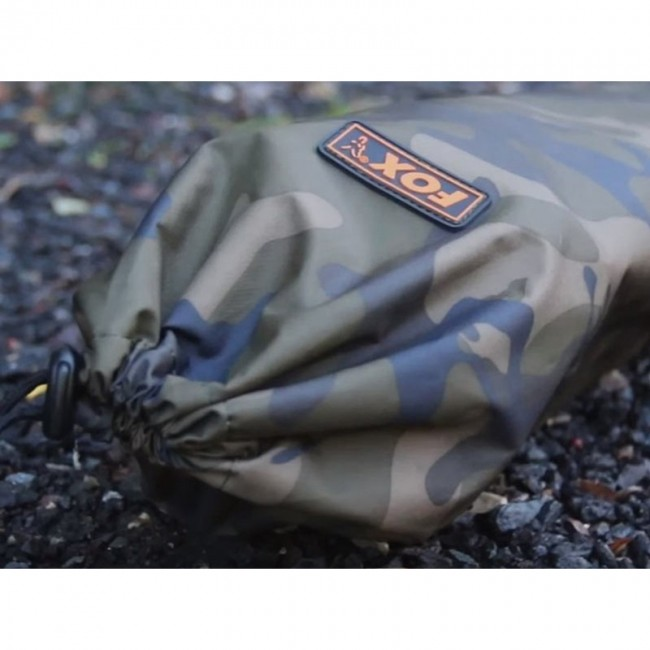 Теглилка Fox Camo STR Floatation Weigh Sling | www.CARPMOJO.com