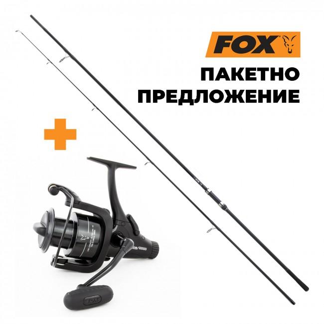 Въдица FOX EOS Carp Rod, различни варианти   www.CARPMOJO.com